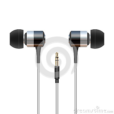 Free Headphone Ear Buds Stock Photo - 27474930