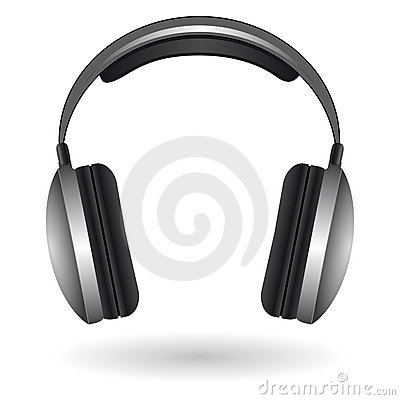 Free Headphones Stock Images - 16762804