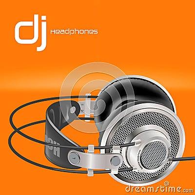 Free Headphones Stock Photography - 519742