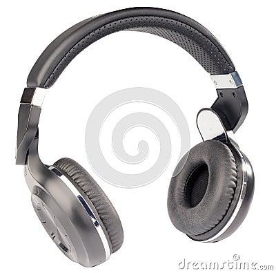 Free Headphones Isolated Royalty Free Stock Photos - 101440458