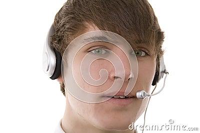 Headset Boy