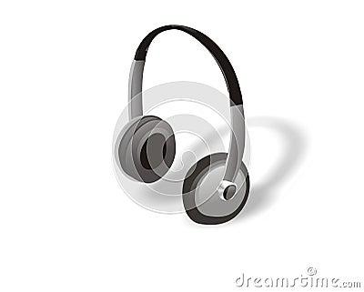 Headset dj
