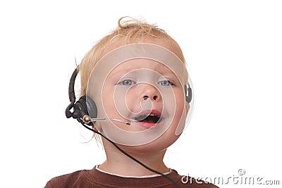 Headset fun