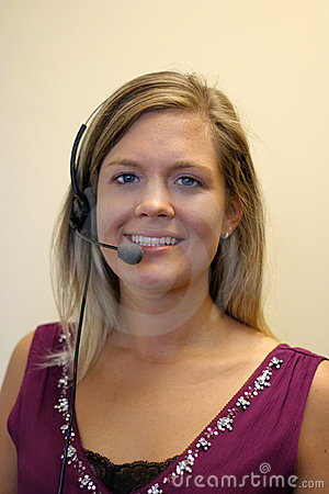 Headset operator