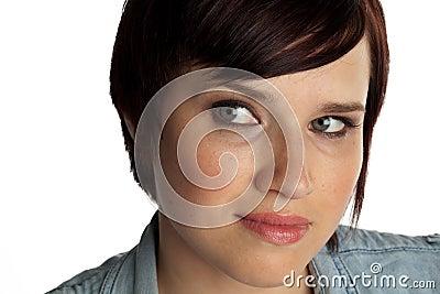 Headshot of Young Woman