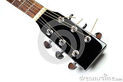 Headstock акустической гитары