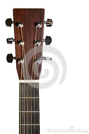 Free Headstock Of The Electric Guitar Stock Image - 44770441
