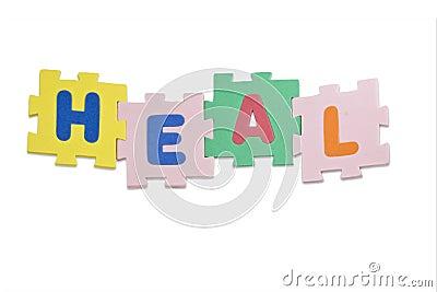 Heal Alphabet
