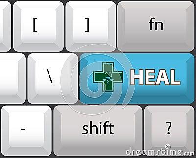 Heal symbol