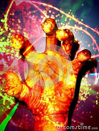 Healers Hand