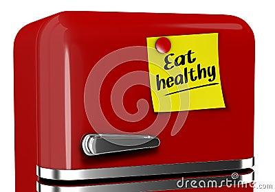 吃healhty