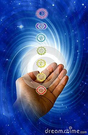Free Healing Chakra Stock Photography - 11131752