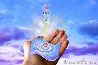 Healing chakra