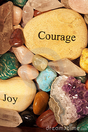 Free Healing Crystals Stock Images - 2060014