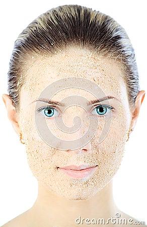 Free Healing Mask Royalty Free Stock Photos - 14219728