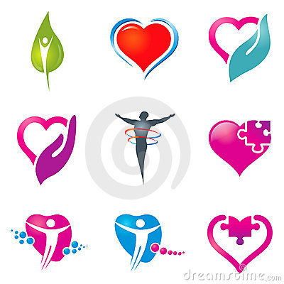 Free Health Care Icons Royalty Free Stock Photography - 14843627
