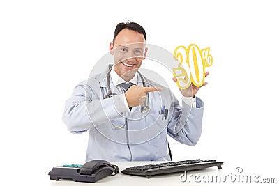 Health care on sale, 30