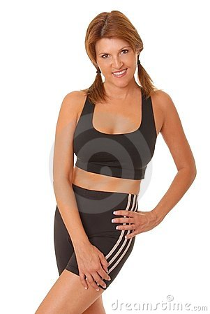Health and Fitness Girl