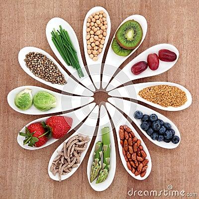 Free Health Food Royalty Free Stock Photo - 36400155