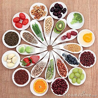 Free Health Food Platter Royalty Free Stock Image - 32243866