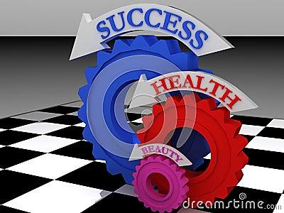 Health-gears