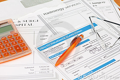 Health Insurance Claim with Surgery Bills