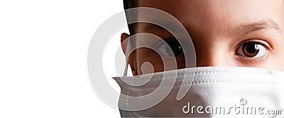 Health mask child