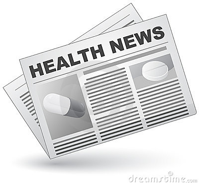 Free Health News Royalty Free Stock Images - 12029439
