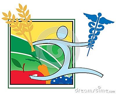 Health, Nutrition and Medicine logo icon