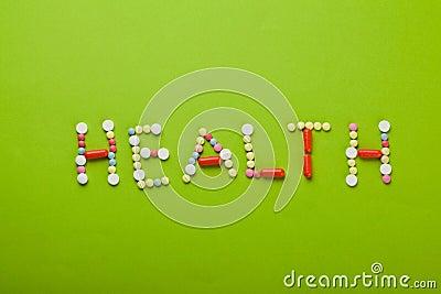 Health of vitamins