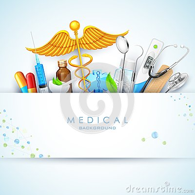 Free Healthcare And Medical Background Stock Images - 41306834