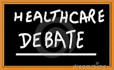 Healthcare debate