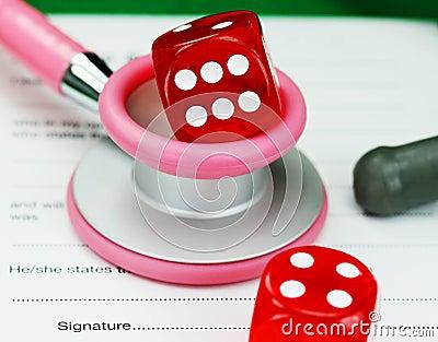 Healthcare Gamble