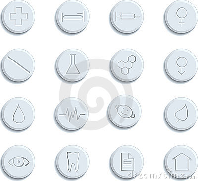 Healthcare & Pharma icons