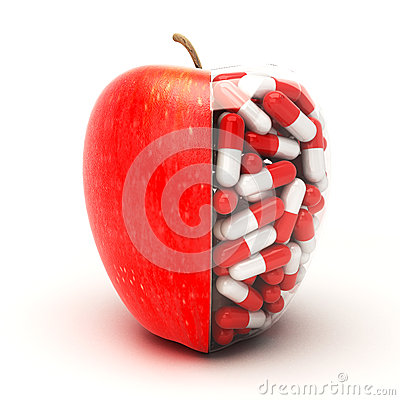 Healthy Apple