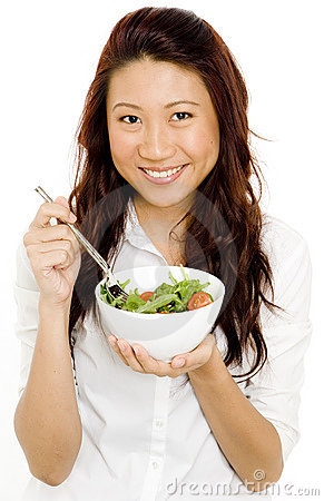 Healthy Asian