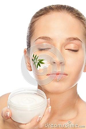 Healthy beauty cosmetics