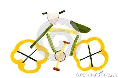Healthy bike