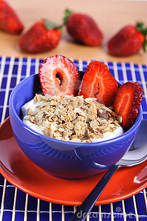 Free Healthy Breakfast Royalty Free Stock Images - 2091879