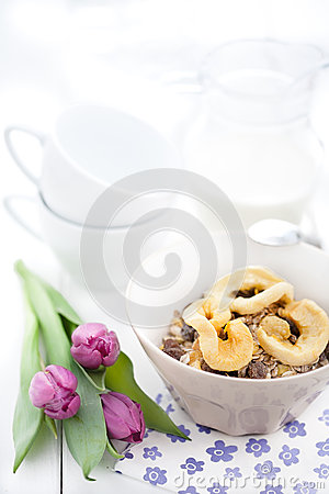 Free Healthy Breakfast Stock Images - 28814214