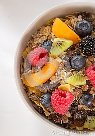 Free Healthy Breakfast Royalty Free Stock Images - 55458649