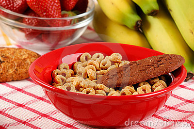 Healthy cereal food