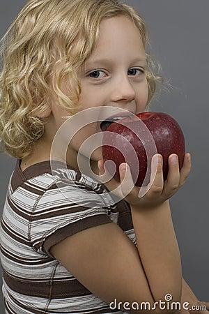 Healthy child