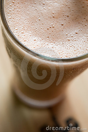 Free Healthy Choco Shake Stock Photo - 3344110
