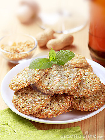 Free Healthy Cookies Stock Image - 10380711