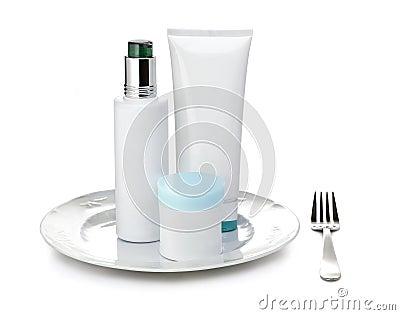 Healthy cosmetics