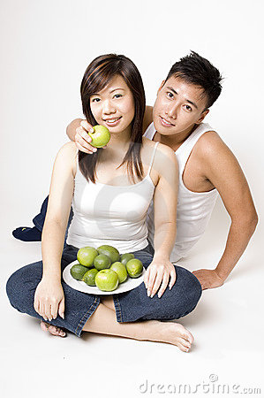 Healthy Couple 1