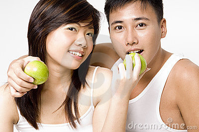 Healthy Couple 5
