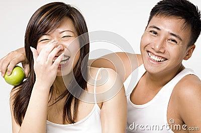 Healthy Couple 6
