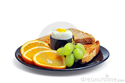Healthy delicious breakfast